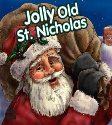 JOLLY OLD ST NICK IS SATAN IN DISGUISE