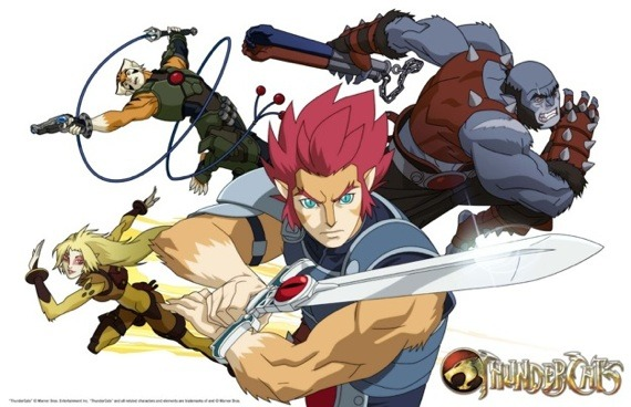 Thundercats to Hit the Small Screen